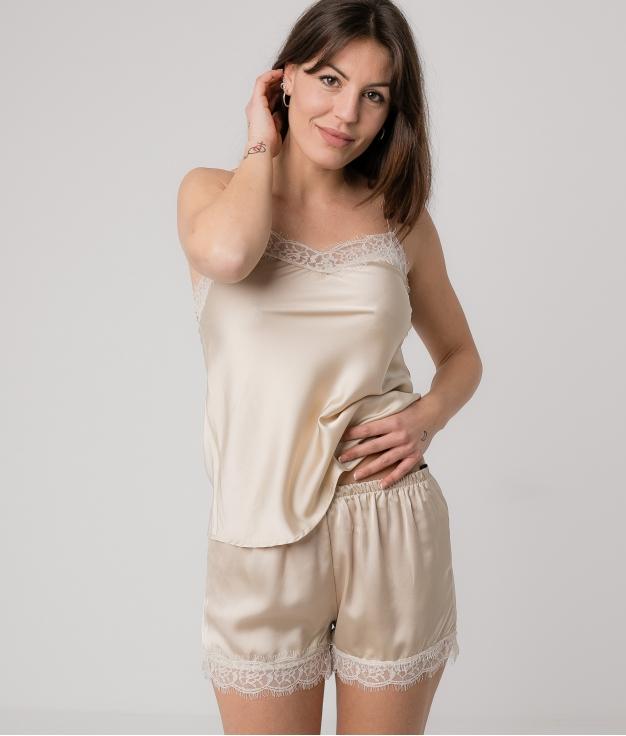 Pijama Cerabur - Bege