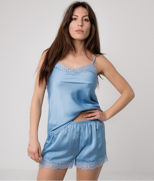Pijama Cerabur - Azul