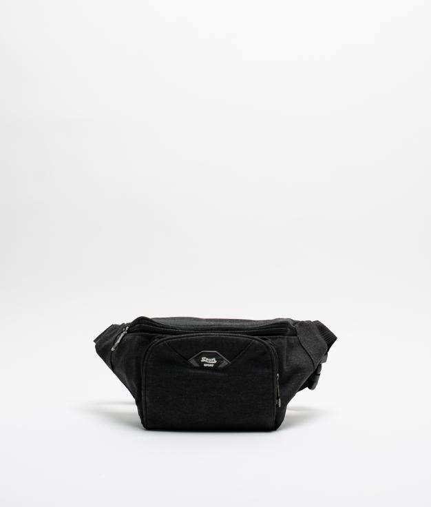GRETA BELT BAG - BLACK