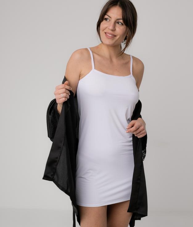 Vestido Yinker - Blanc