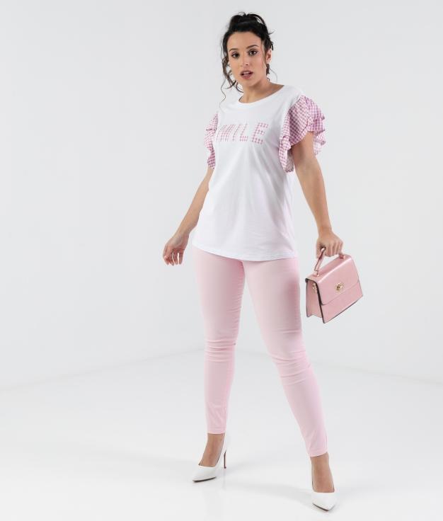 Pantalón Burun - Rose
