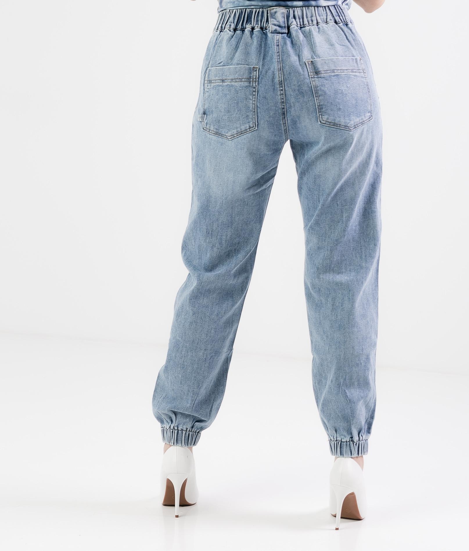 Mibusa Trousers - Denim