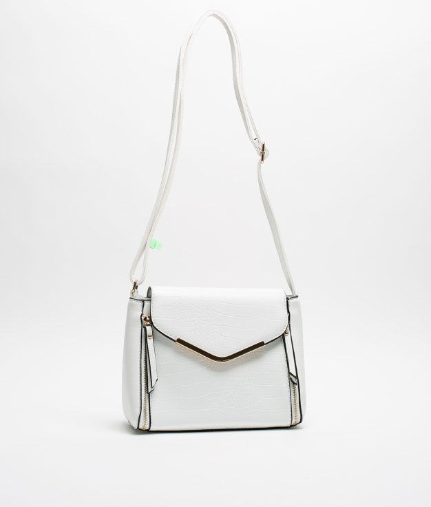 CROSSBODY KILLU - BRANCO