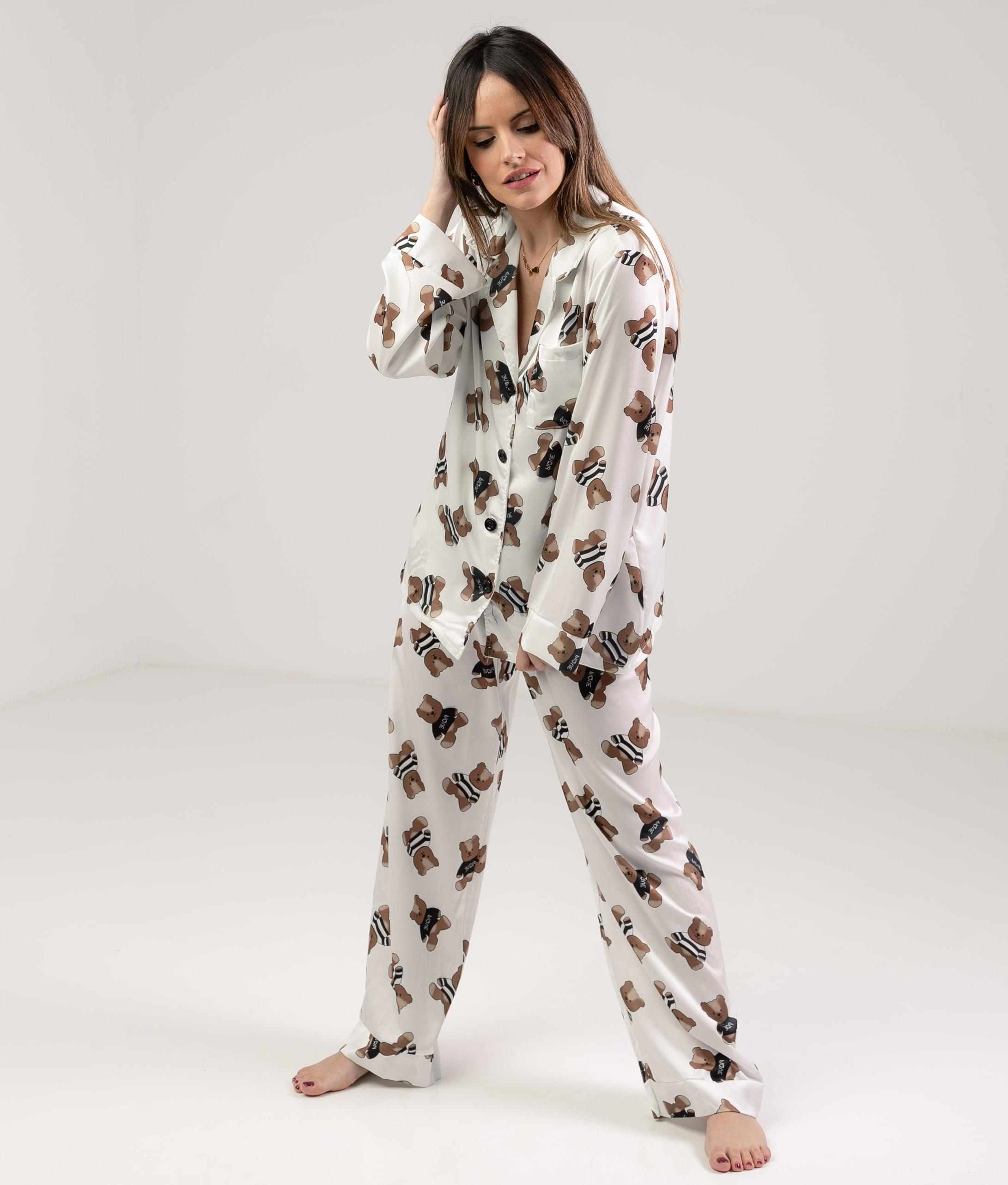 Pijama Xinkon - Branco