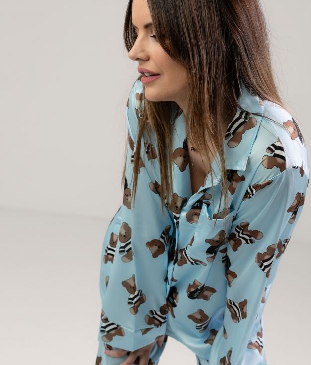 Pijama Xinkon - Azul