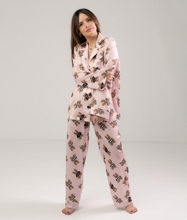 Pijama Xinkon - Rosa
