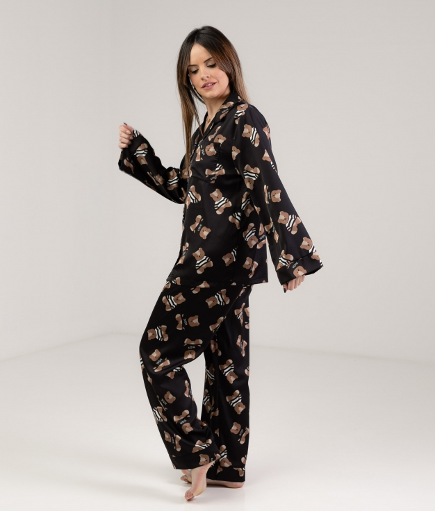 Pijama Xinkon - Negro