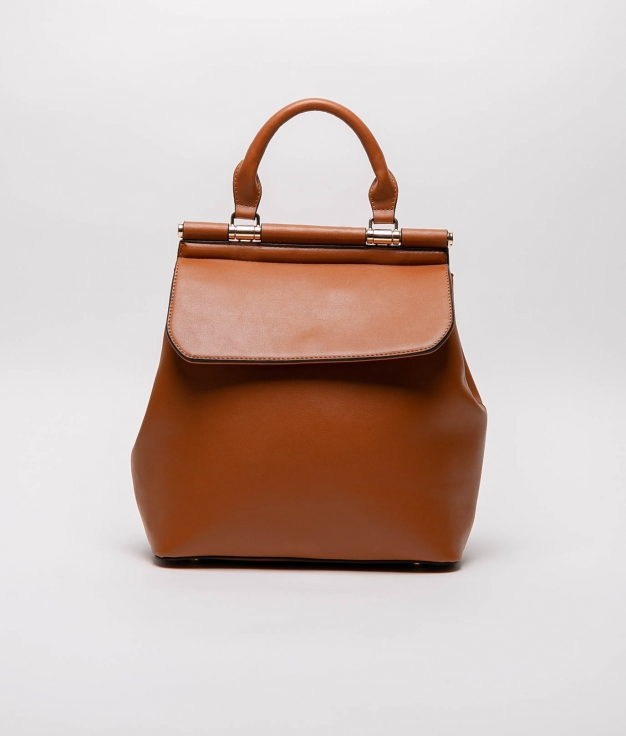 GIA BACKPACK - BROWN