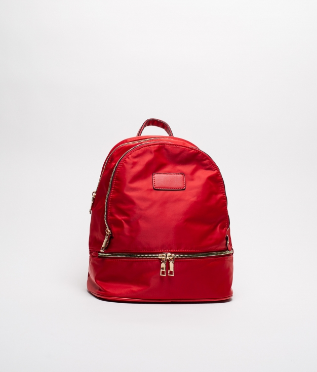 SAC A DOS ANMO - ROUGE