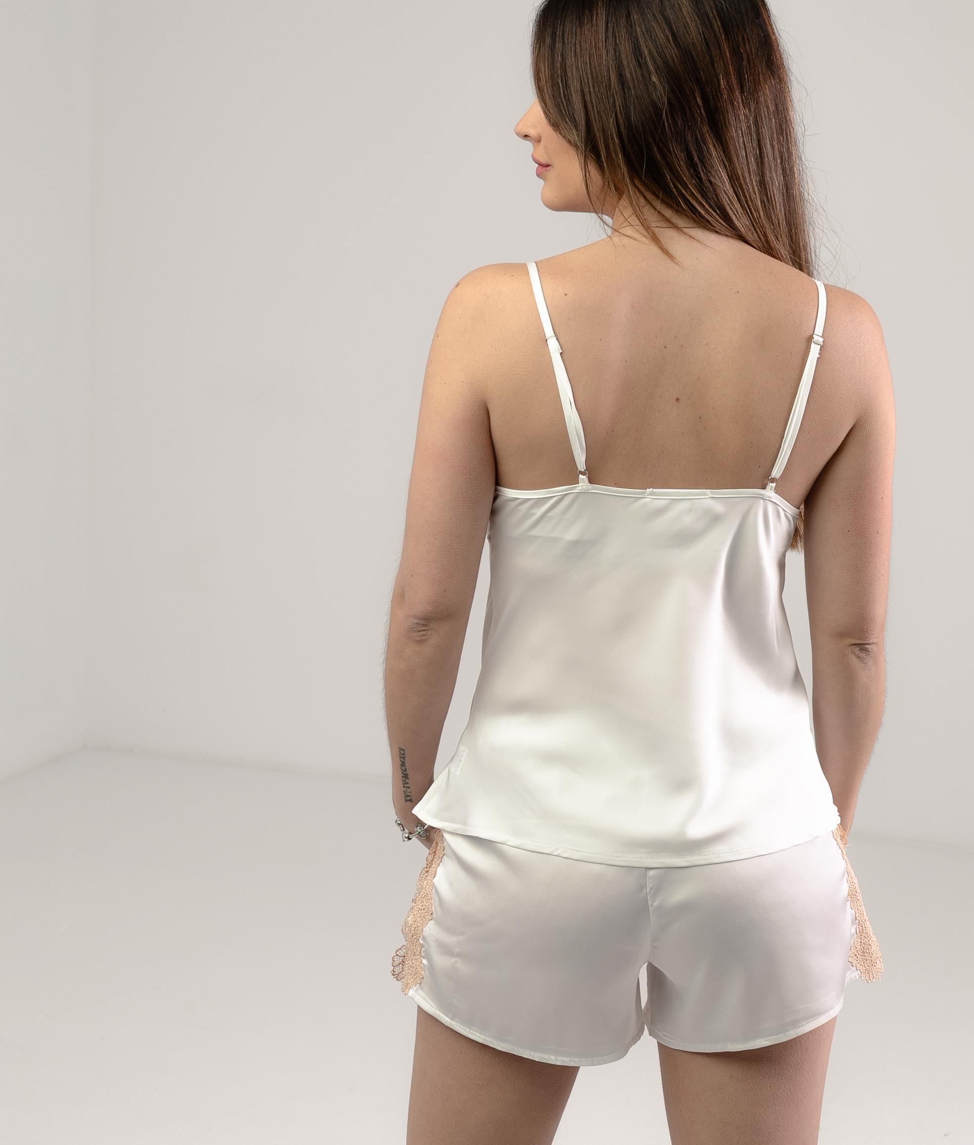 Pijama Mauriti- Branco