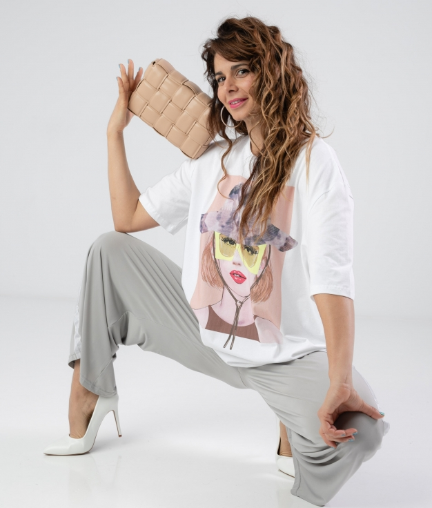 Camicia Frinvu - Bianco