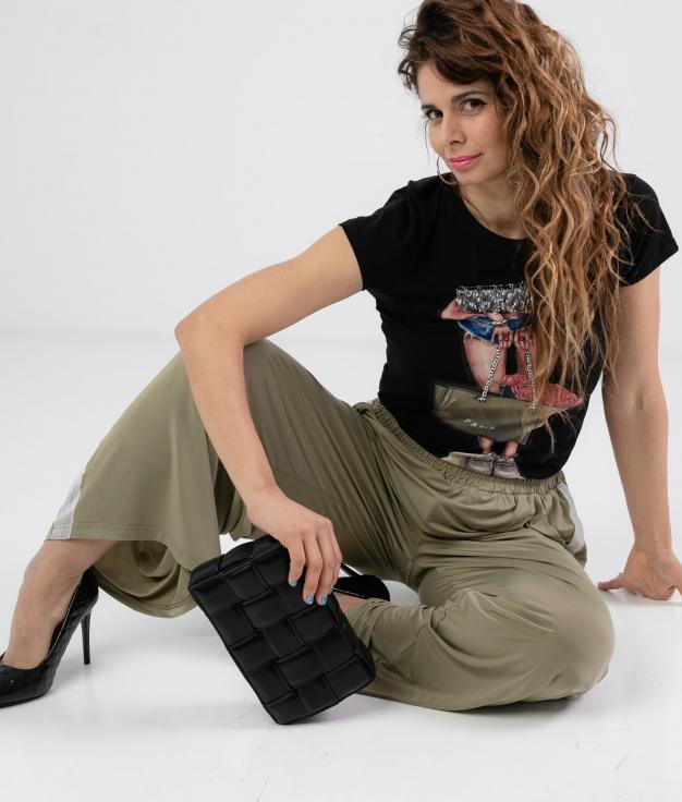 Camicia Shoper - Nero