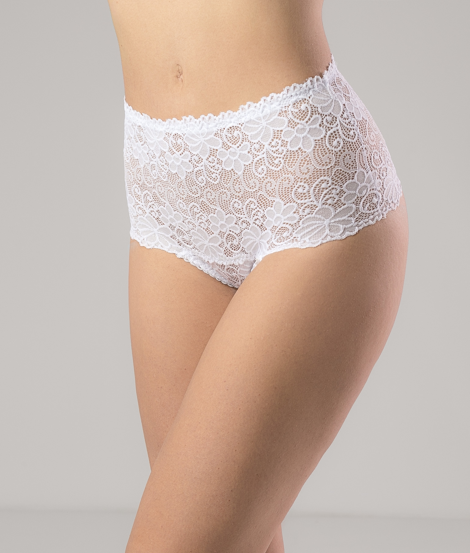 KNICKERS YINGER - WHITE