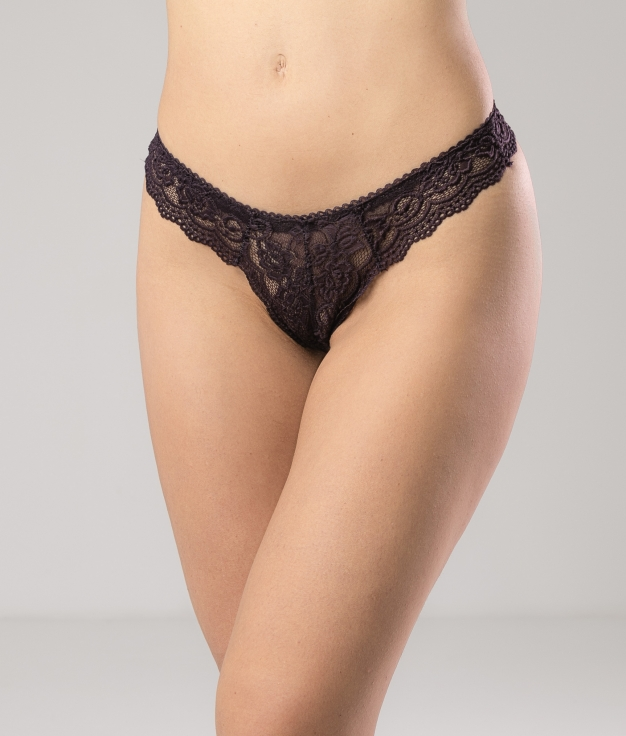 TANGA CHIRREL - PURPLE