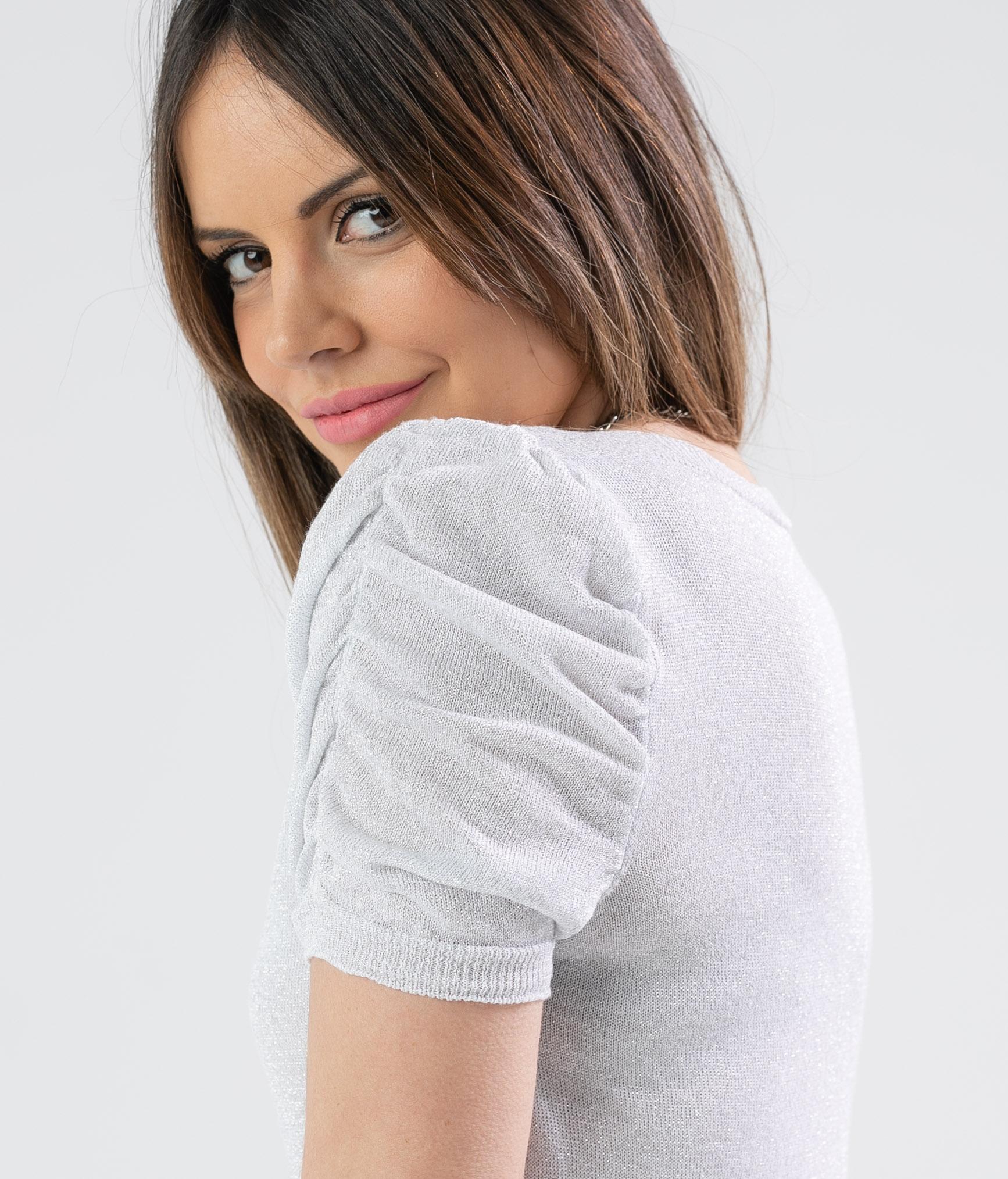 Camiseta Crunxi - White