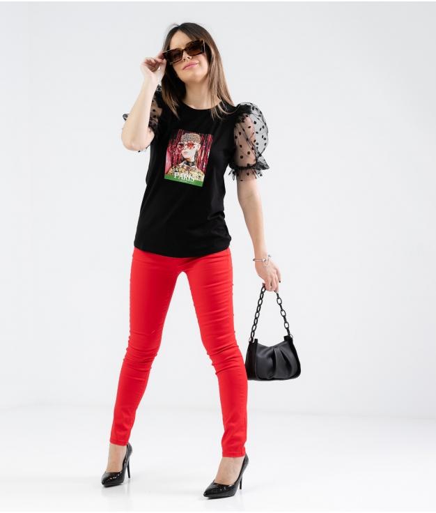 Pantalón Burun - Rojo