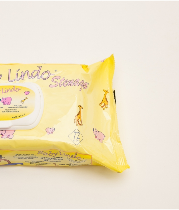 TOALLITAS HÚMEDAS - BABY LINDO