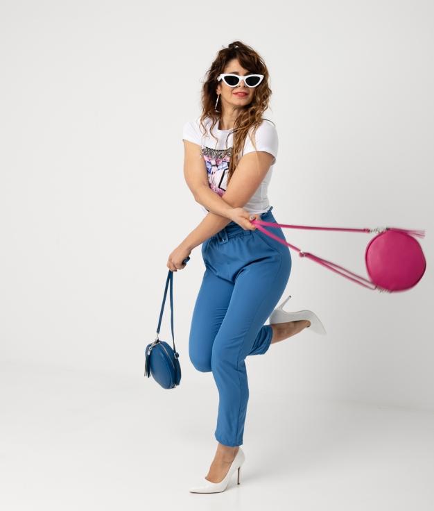 Pantalón Unicer - Bleu