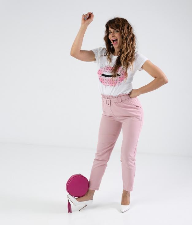 Pantalón Unicer - Rosa
