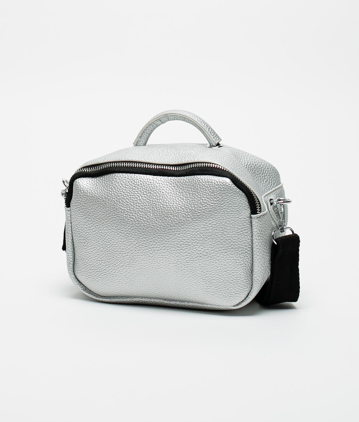 Buba shoulder bag - silver