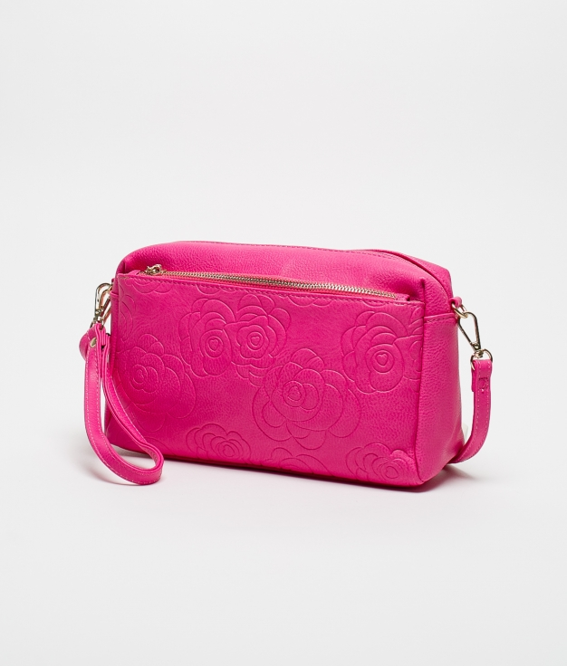 CROSSBODY LOVERY - FUCHSIA