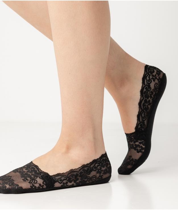 Sock CAJER - NEGRO