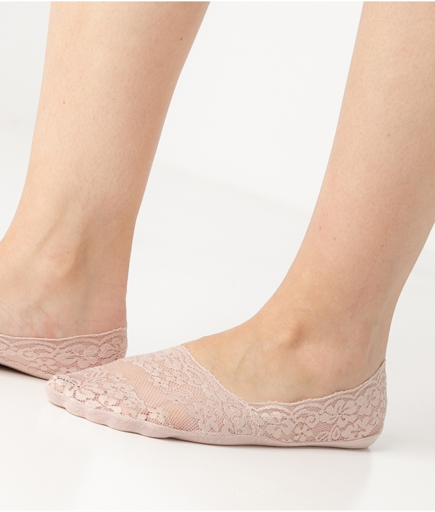 Chaussette CAJER - ROSE