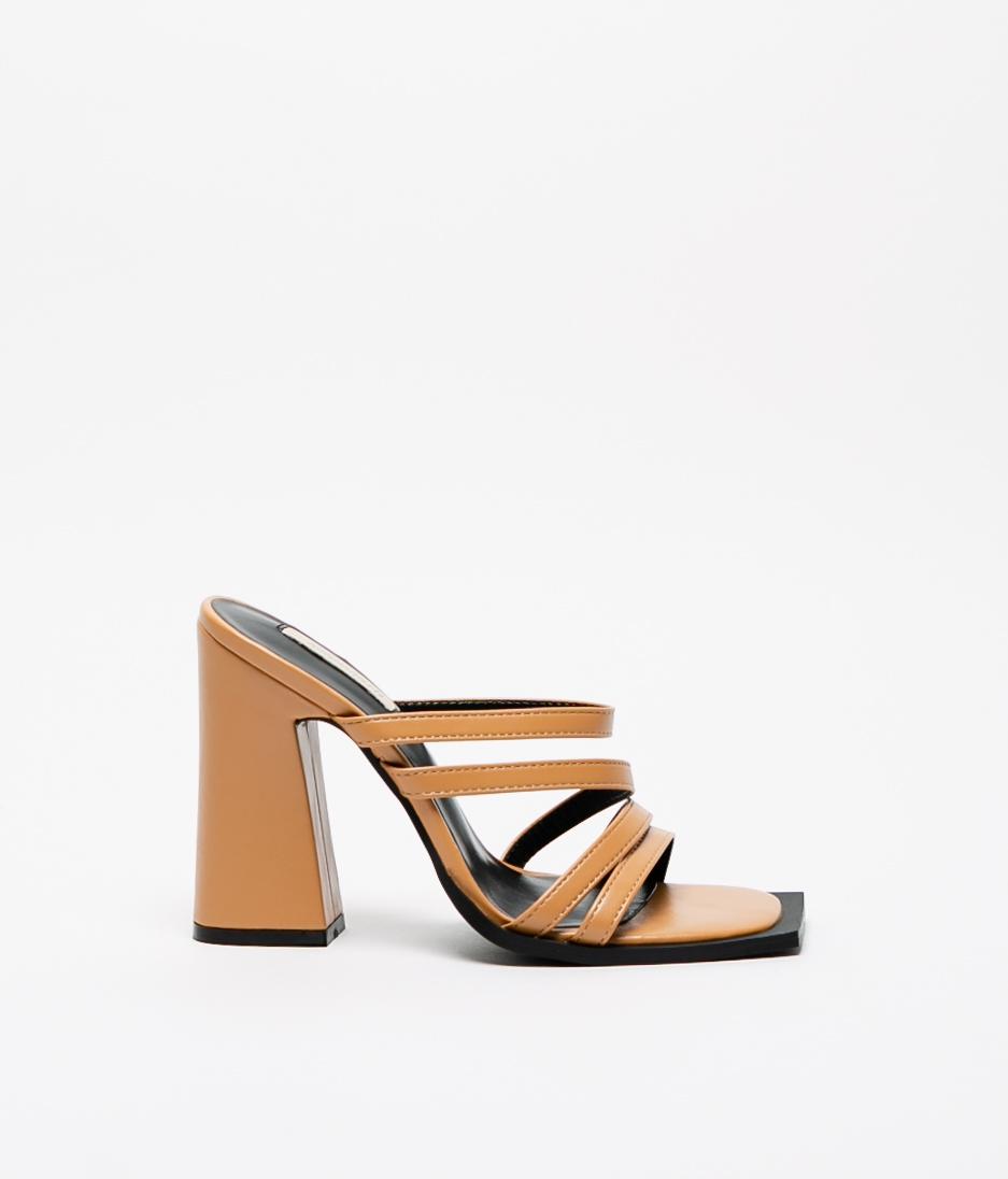 High Sandal Kurt - Camel