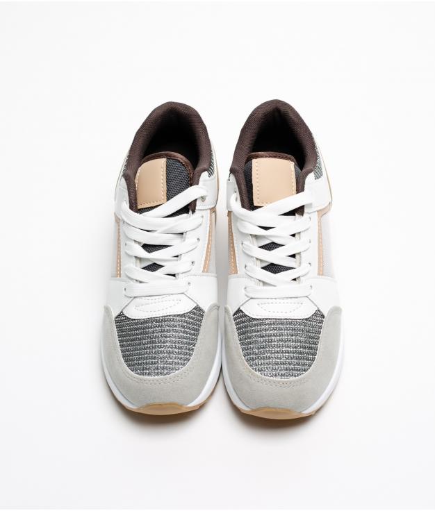 Sneakers Pirit - Prata