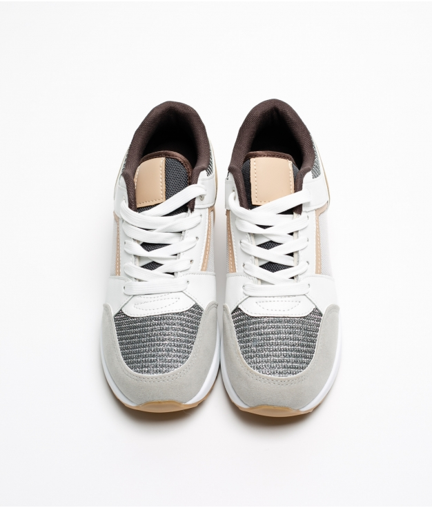 Sneakers Pirit - Silver