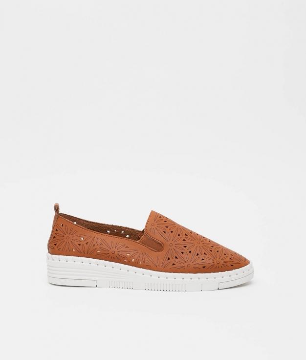 Zapato Bonti - CAMEL