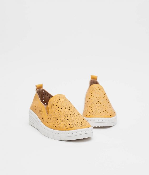 Sapato Bonti - AMARELO