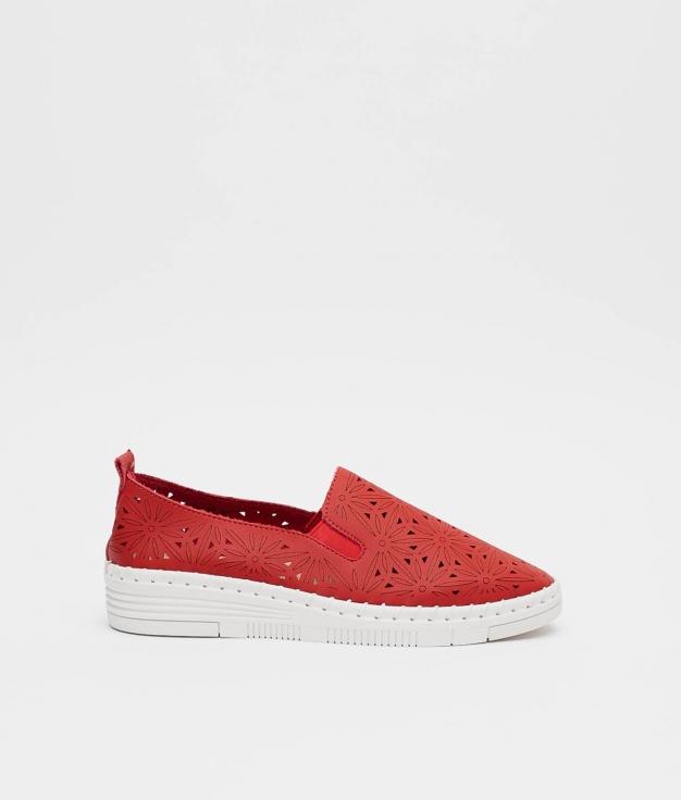 Zapato Bonti - ROJO