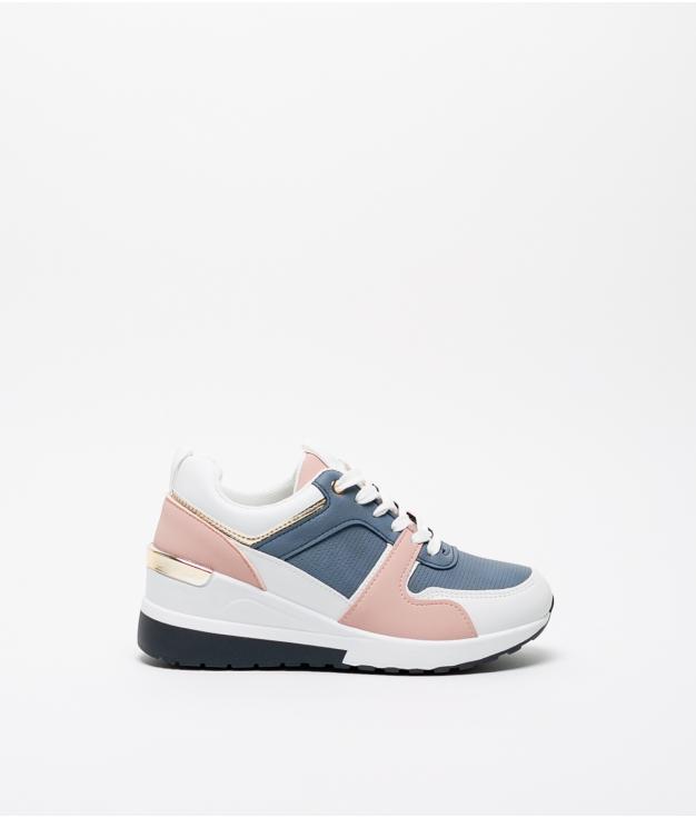 Sneakers Rurin - Rose