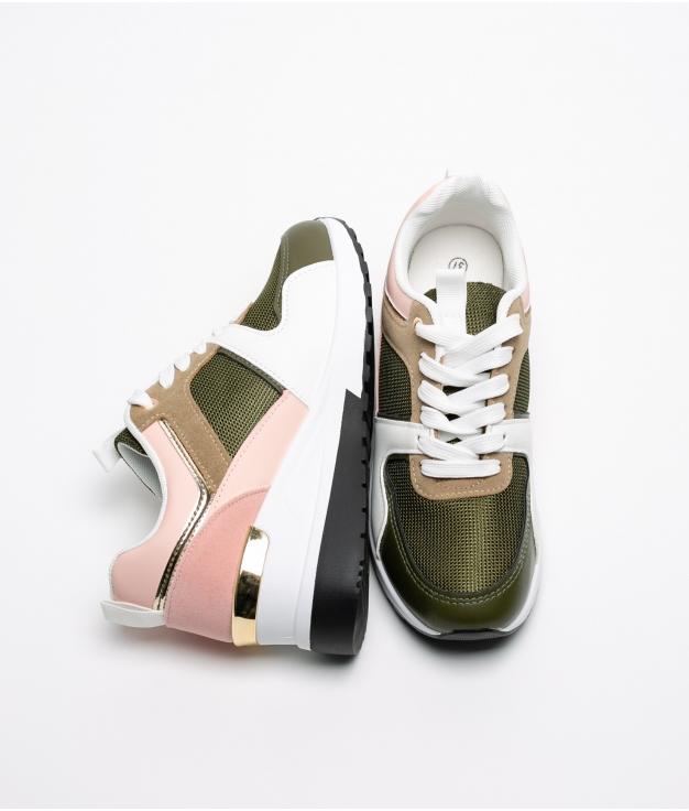 Sneakers Rurin - Vert