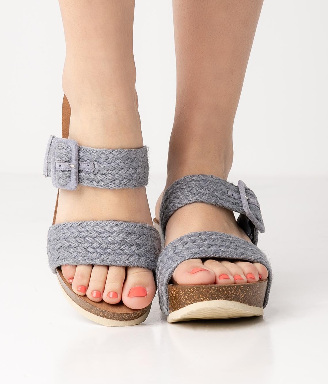 Sandal Kelut - Blue