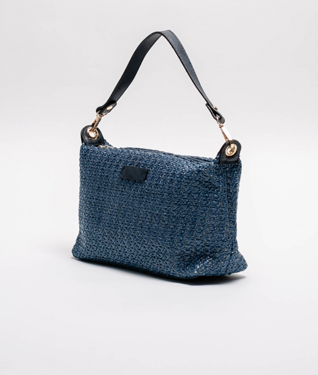 CINERVA WALLET - NAVY BLUE