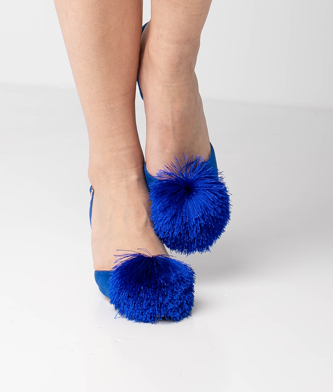 Scarpe De Tacón Liria - Blu Klein