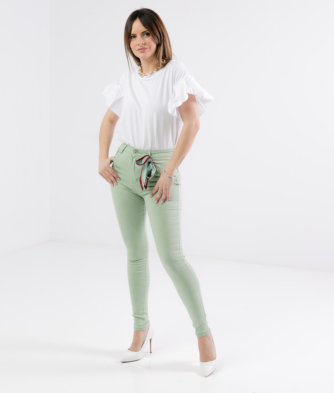 Pantalón Callut - Verde