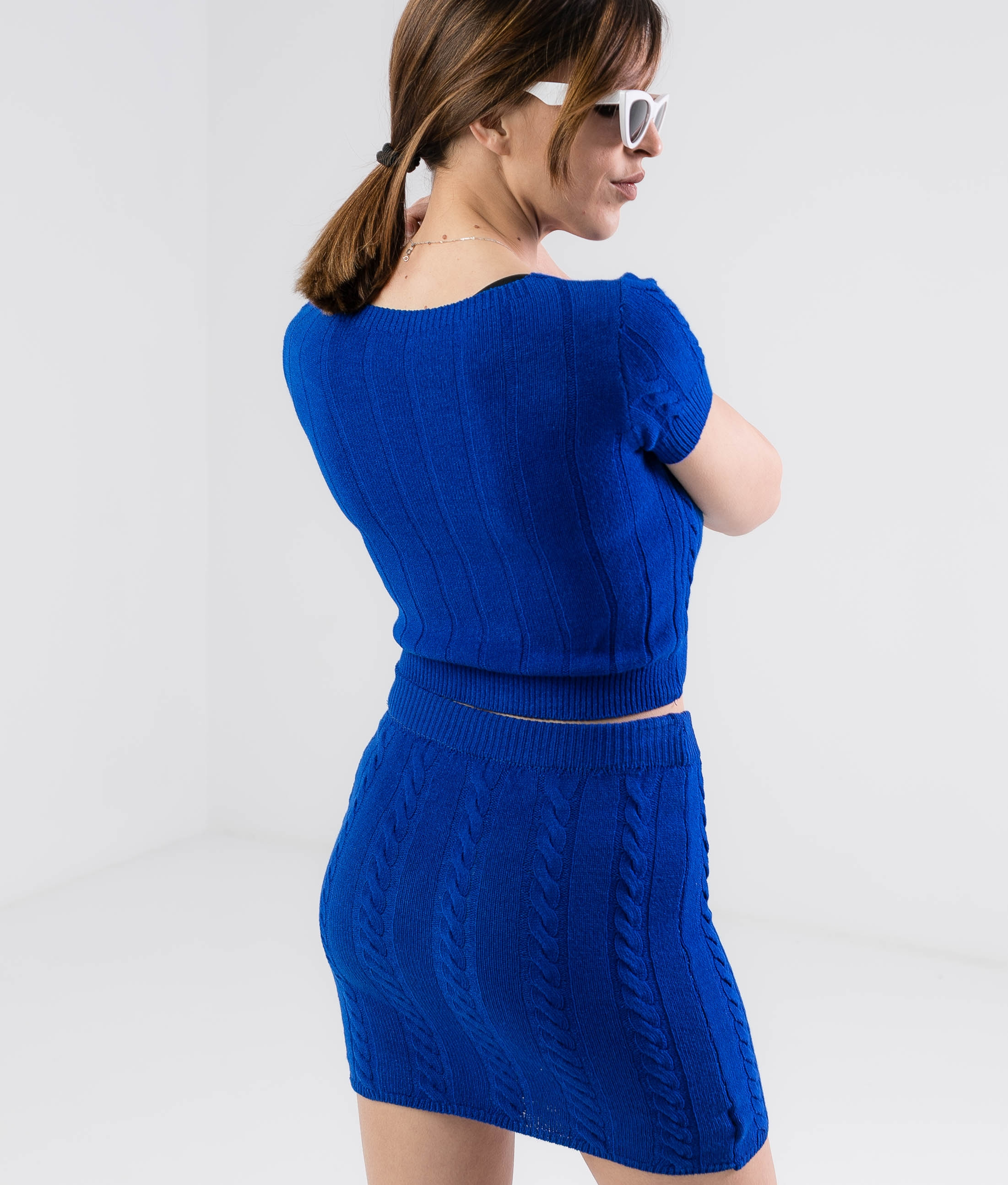 Conjunto Frinpi - Bleu Klein