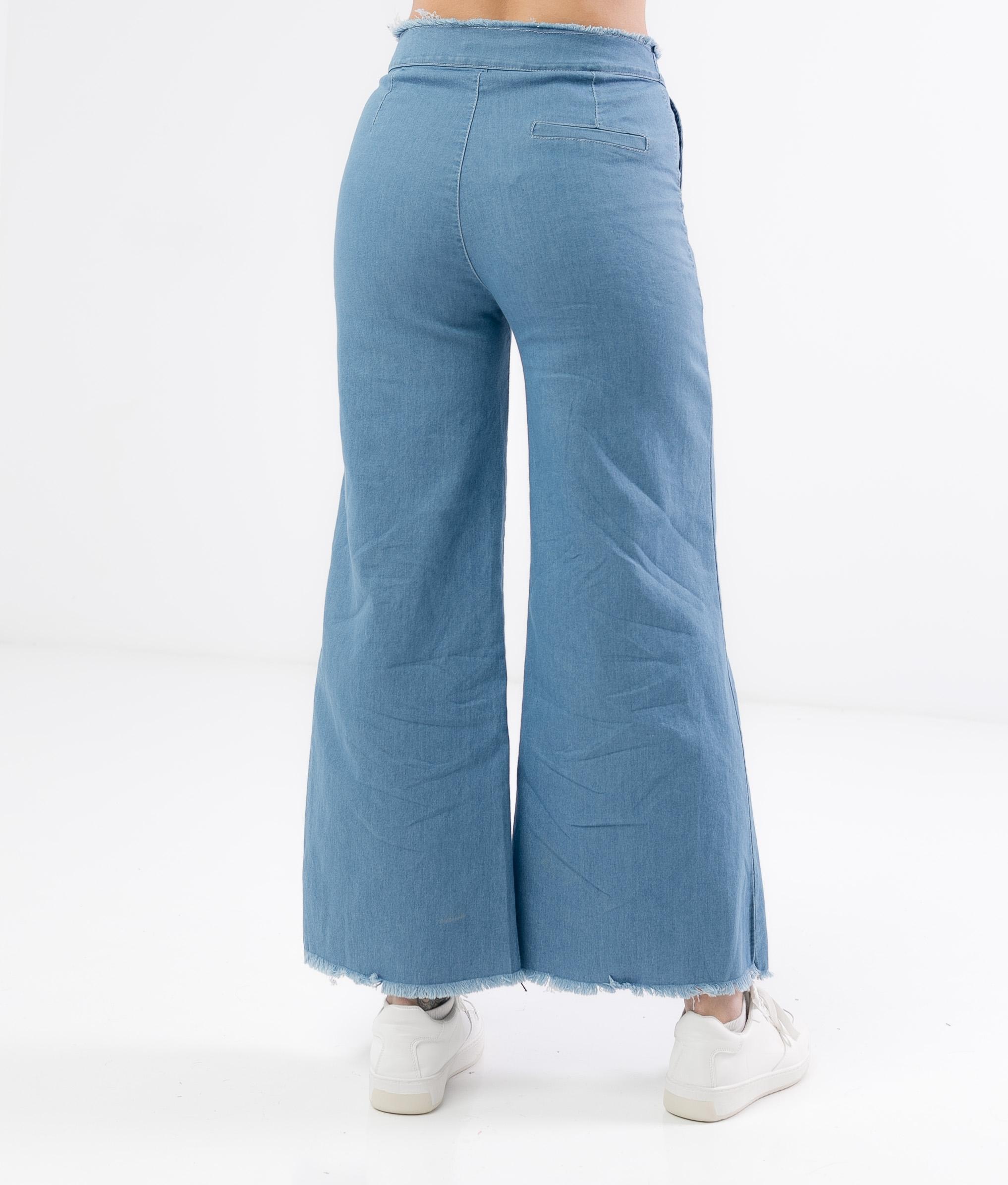 Pantalon Lumbus - Denim Claire