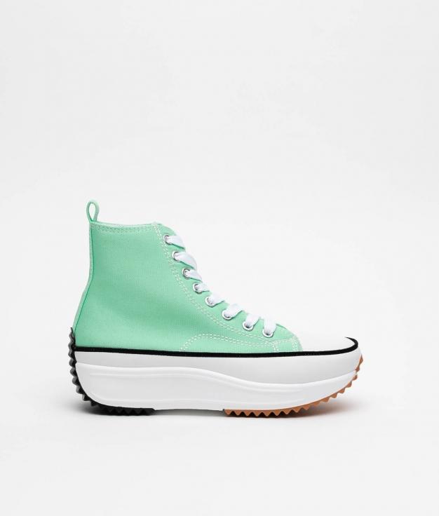 Sneakers Vitu - Vert