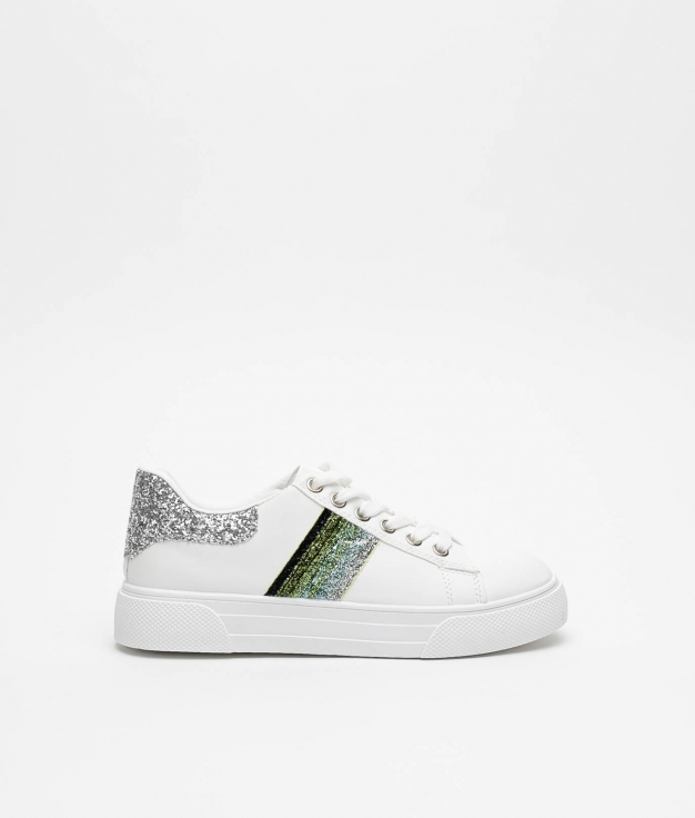 Sneakers Pali - Argento