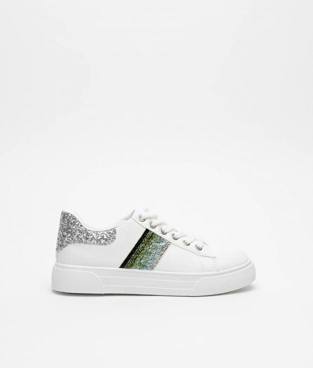 Sneakers Pali - Plata