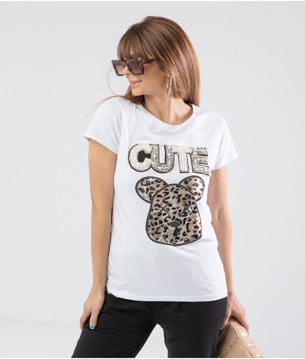 Camiseta Culer - Blanco