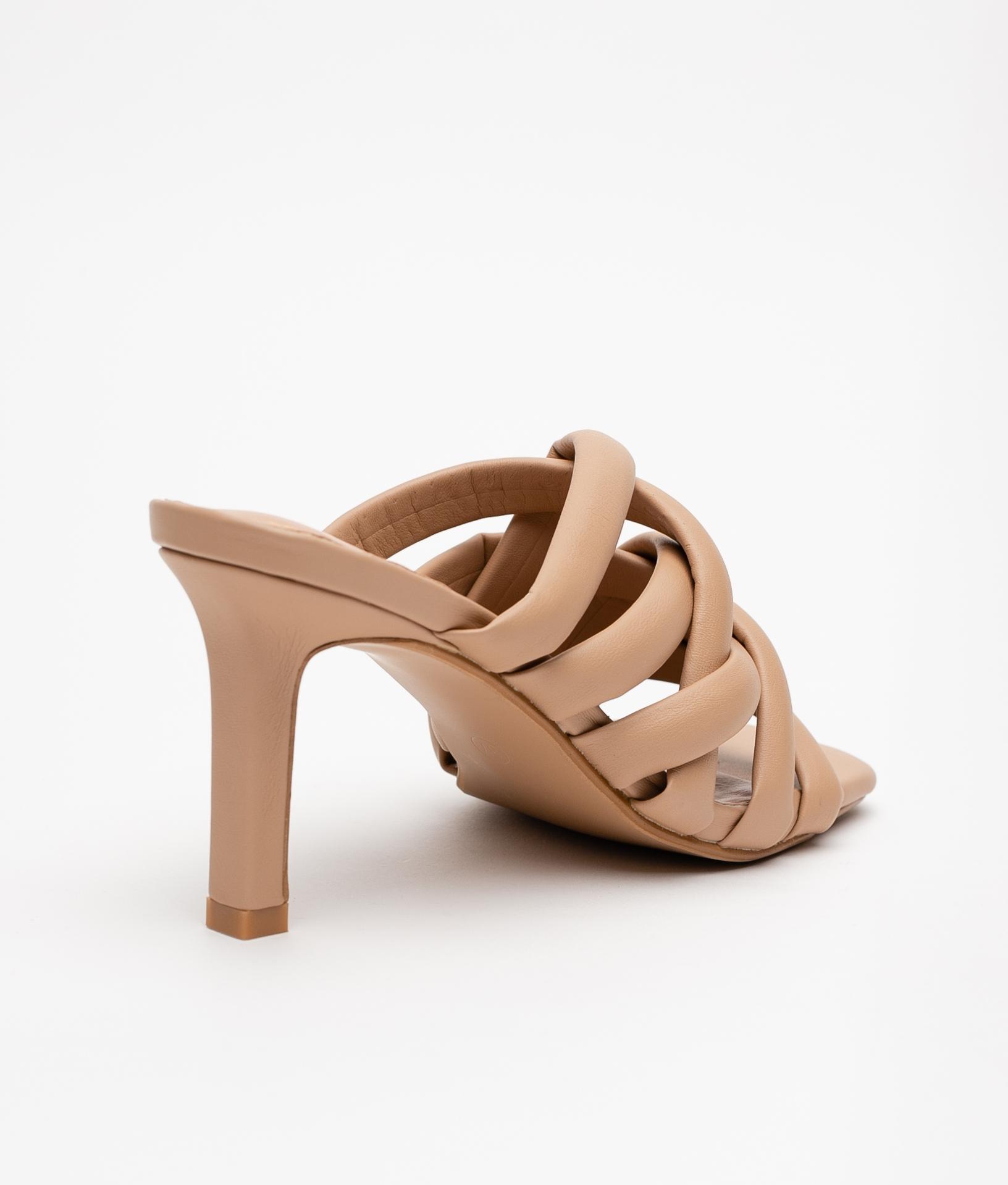 High Sandal Milay - Beige