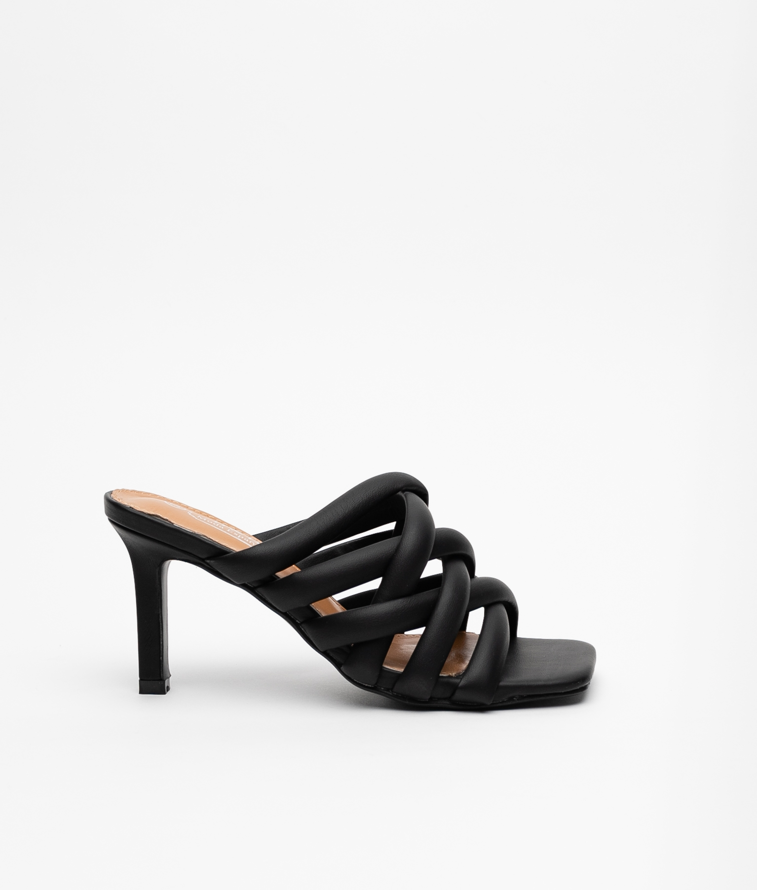 High Sandal Milay - Black