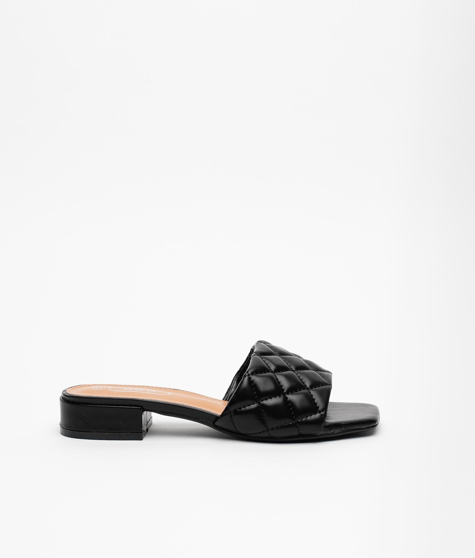 High Sandal Enary - Black