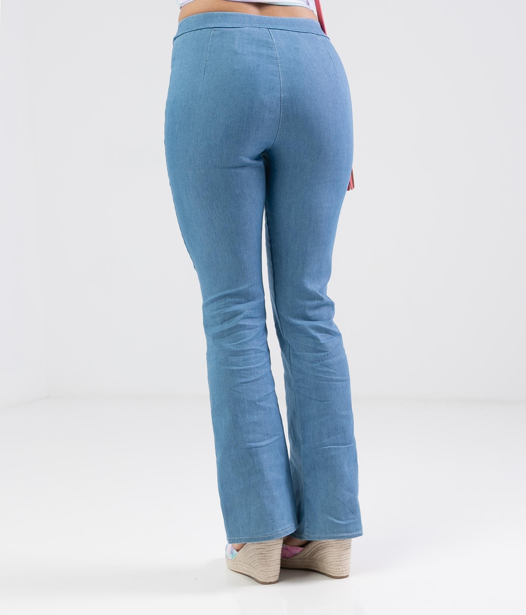 Pertrel Trousers - Denim