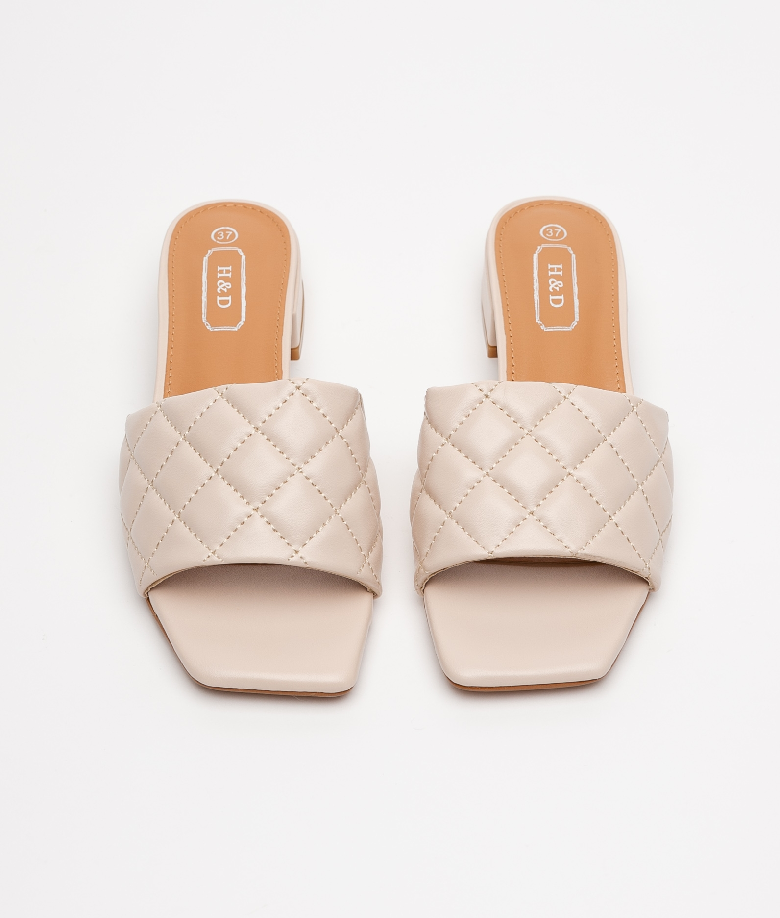 High Sandal Enary - Beige